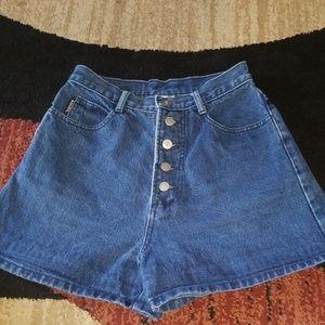 Vintage Bongo Shorts